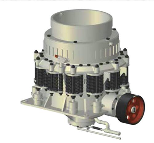 SSC复合弹簧圆锥机