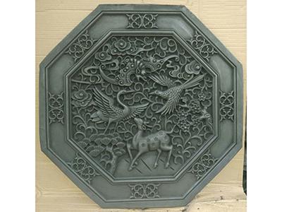 四川古建砖雕