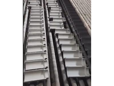 乐山古建饰品批发厂家生产线
