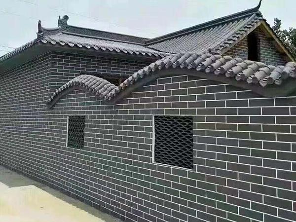 四川古建青砖青瓦