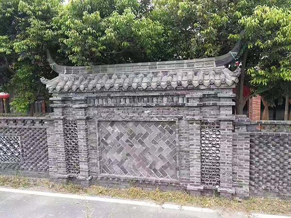 四川青砖青瓦