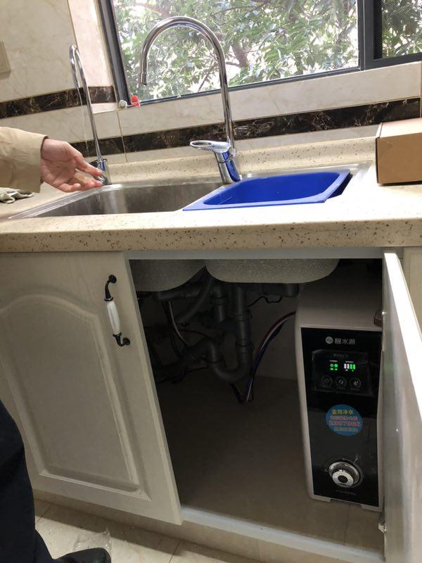 润本环保告诉你四川净水机安装并没有那么难