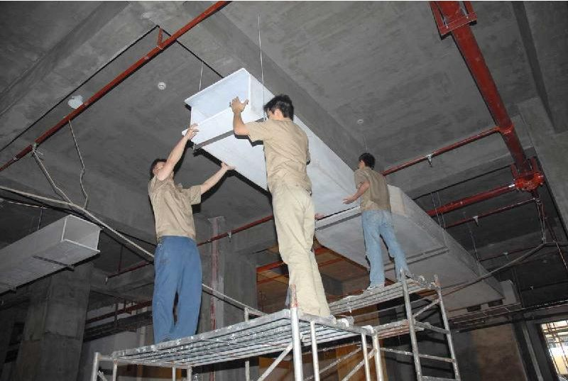 德阳中央空调安装公司