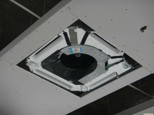 在室内四川中央空调安装的位置需要注意什么?你一定不知道