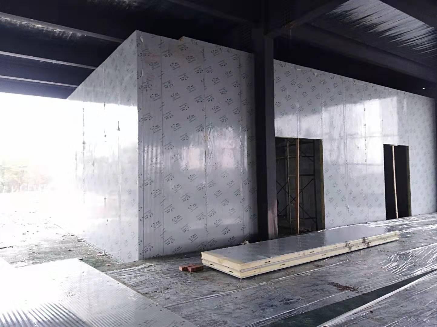 德阳润本负责承接——蔬菜水果冷冻冷藏库设计安装