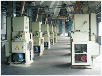 五粮液集团1200吨糙米生产线