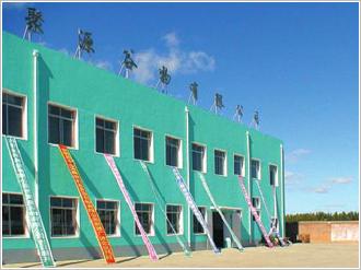 吉林省松原市聚源谷物有限公司200吨碾米工程