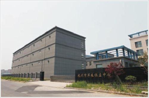 杭州军粮供应处日产120吨精米生产线