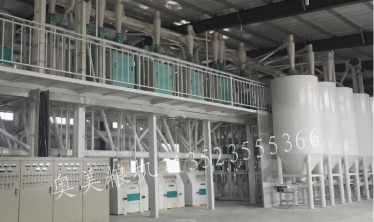 河南玉米成套设备厂家