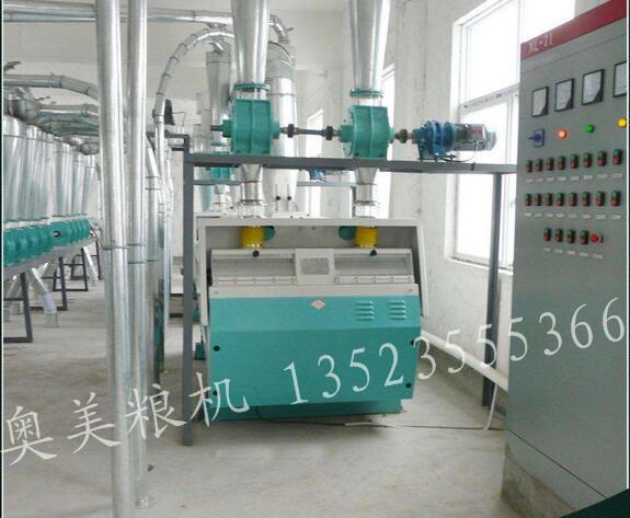 玉米加工机械作业中常见问题及解决方法