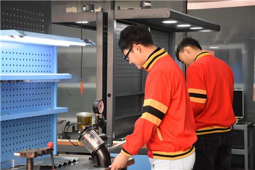 郑州校油泵合作案例