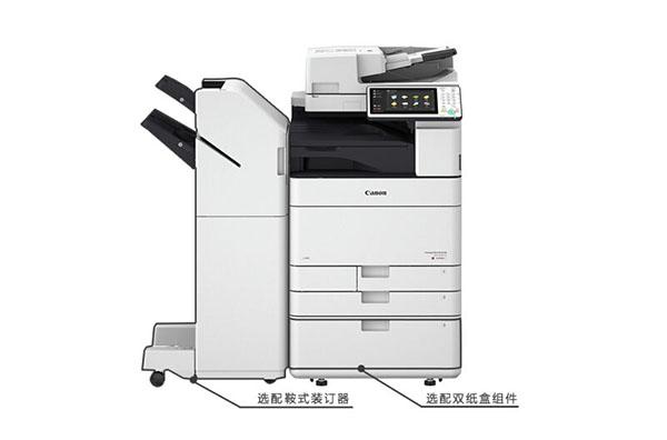 成都全新打印机租赁-佳能C55