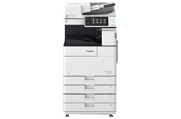 成都佳能黑白打印机-4525