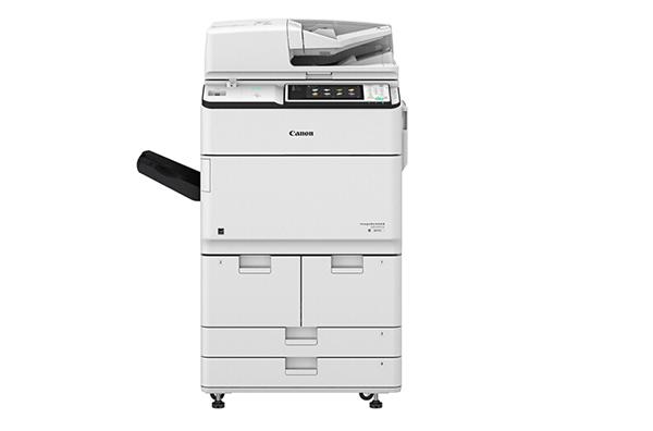 成都彩色复印机出租-佳能6555