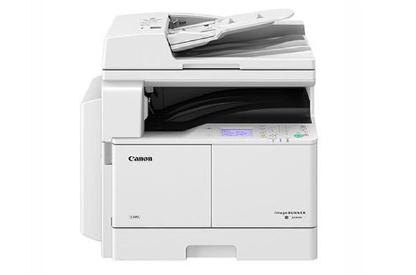 成都黑白打印机租赁-佳能2204