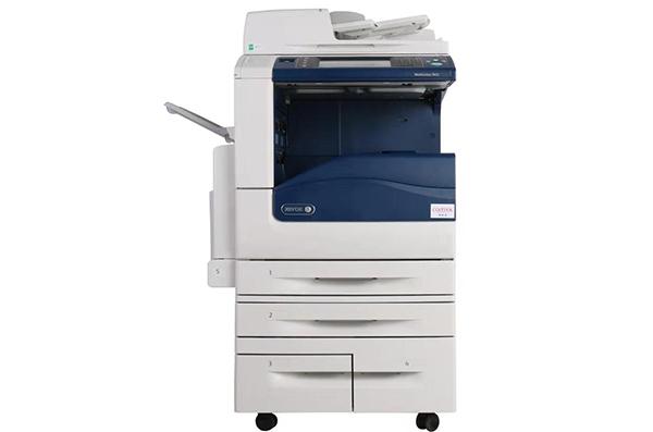 成都彩色打印机出租-施乐7855