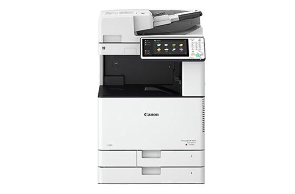 成都彩色打印机租赁-佳能C35