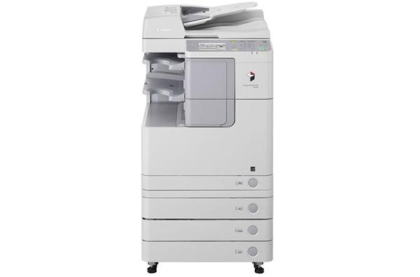成都黑白打印机出租-佳能2520I
