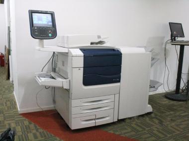 成都彩色打印机租赁