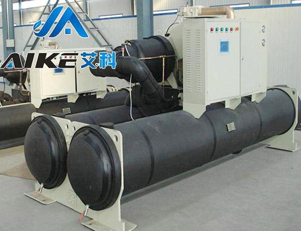 水源热泵机组案例