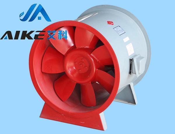 预防消防混流风机噪音状况的处理方案
