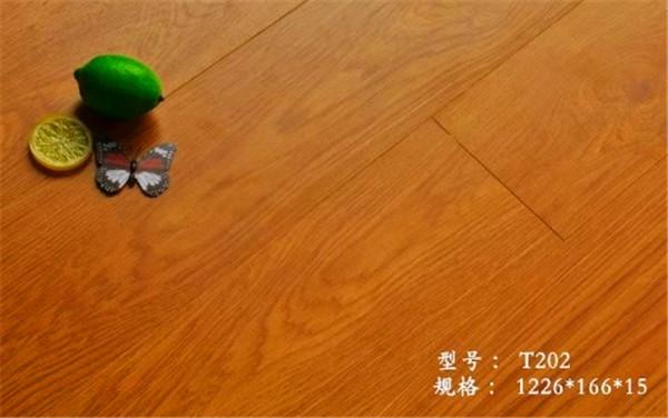 湖北实木地板—多层实木地板定制