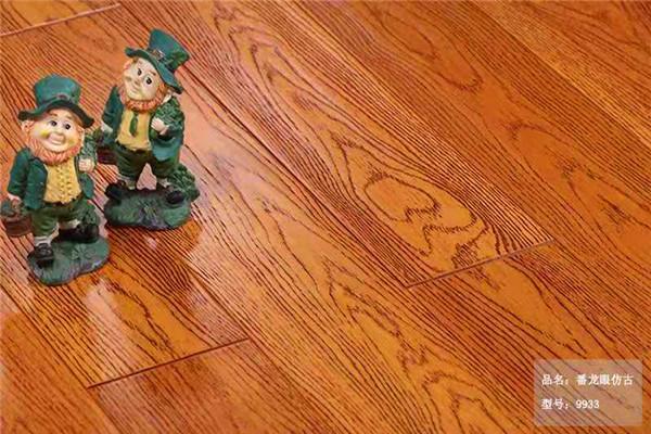 湖北实木地板定制