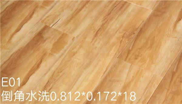 湖北复合地板—富贵满堂E系列