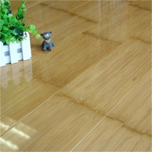 竹地板与实木地板的区别