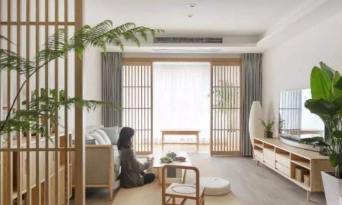 2019,为什么流行客厅铺木地板?