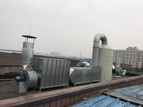 四川废气净化设备安装