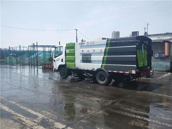 陕西水洗煤厂区展示