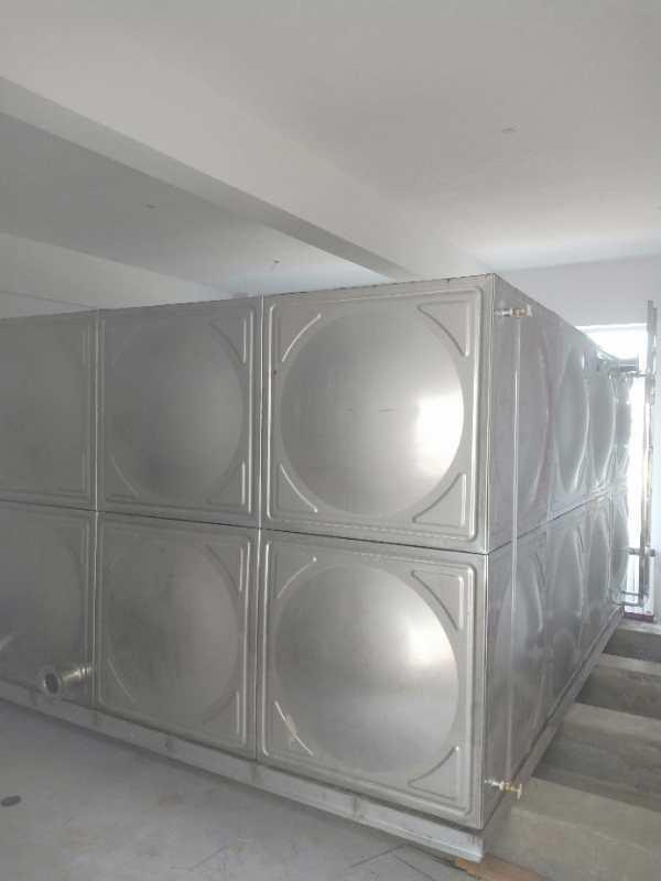 西安不锈钢水箱完工