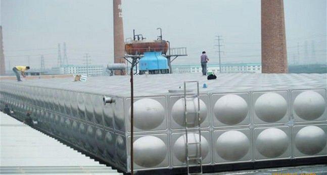 西安组合式不锈钢水箱