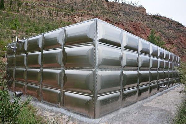 西安不锈钢水箱厂家