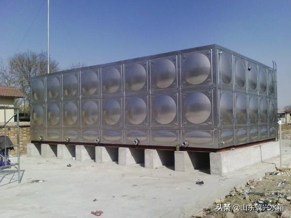 西安水箱厂家