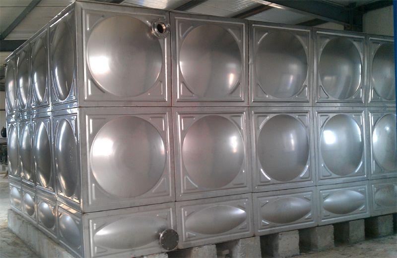 关于不锈钢消防水箱厂家的常用焊接工艺介绍