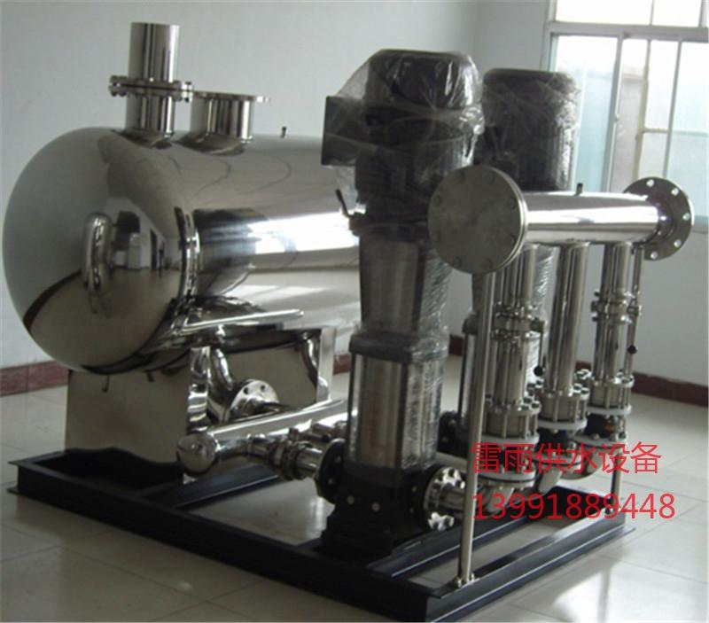 西安供水设备生产