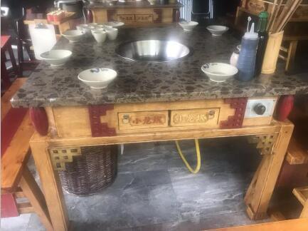 成都火锅桌