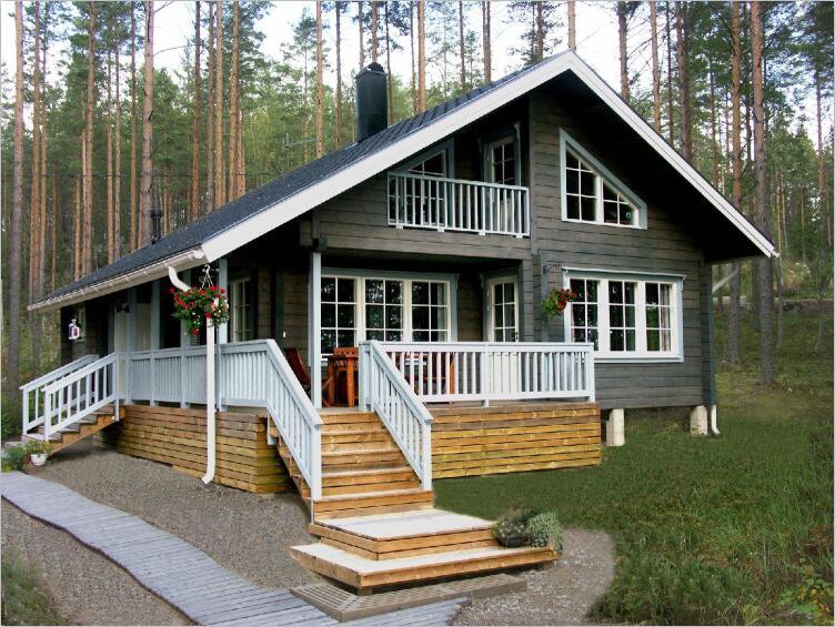 绵阳木屋别墅