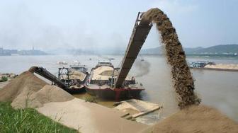 合理控制河湖砂開采 提升機制砂石利用比例