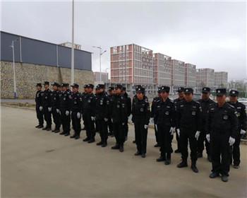 贵州军盾公司告诉你安保服务公司的特点!