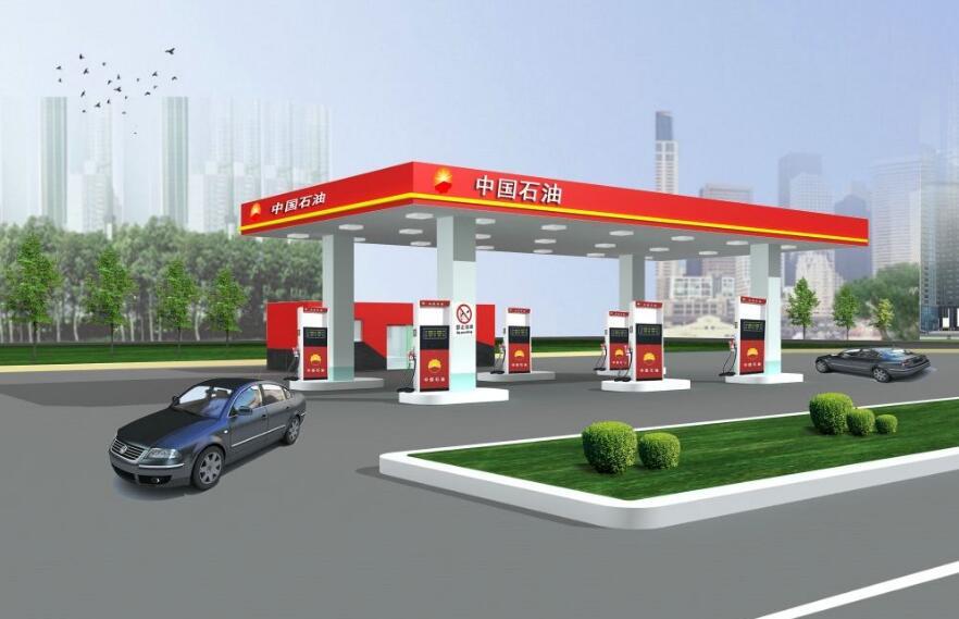山西撬装式加油站