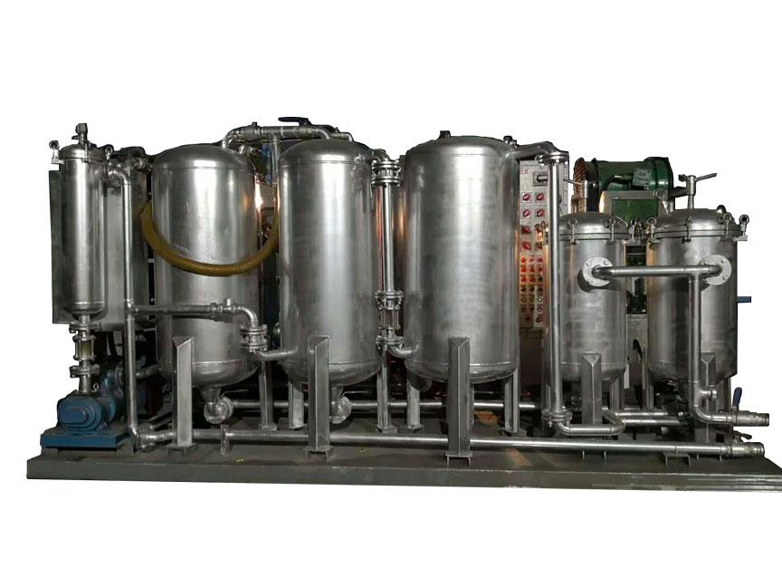 储罐机械清洗装置