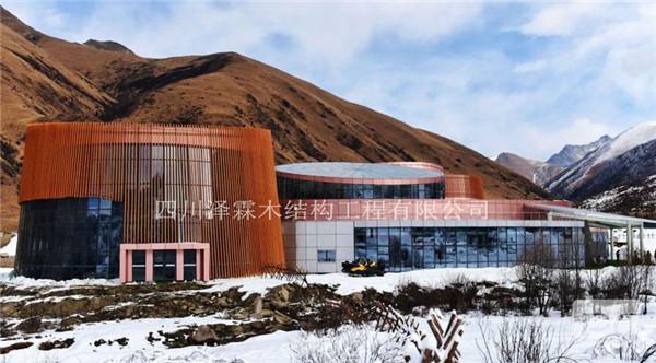 四川木屋工程案例:鹧鸪山自然公园