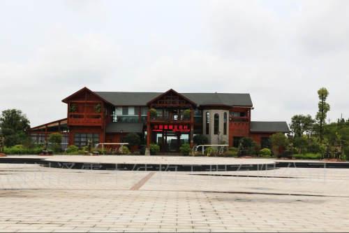 四川木别墅建造