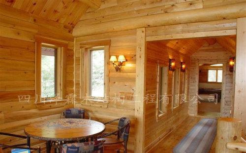 四川木结构房屋建造公司