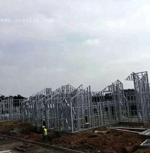 四川木屋搭建施工