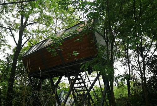 四川木结构房屋合作客户