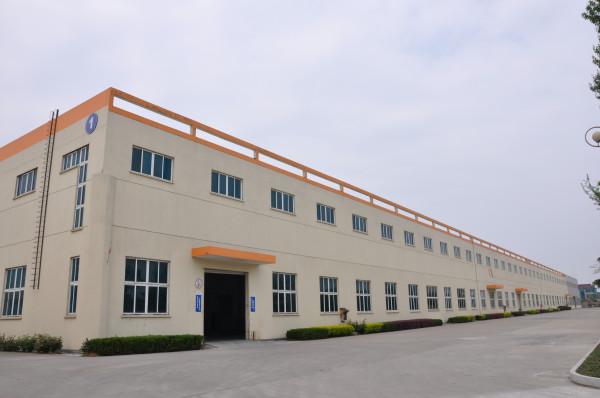 四川泽霖木结构工程有限公司厂房展示